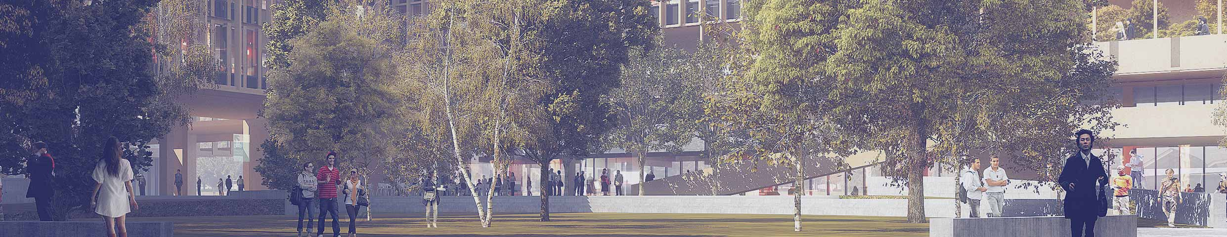 campus - Grafton Architects