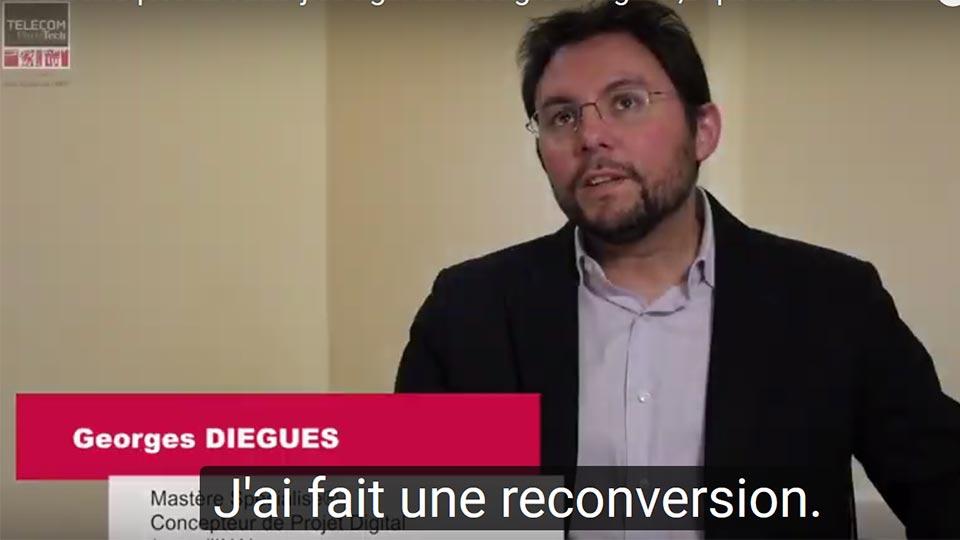 MS CPD : Georges Diegues