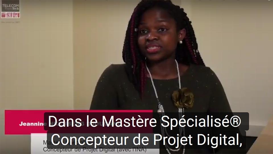 MS CPD : Jeannine Nkeubeng