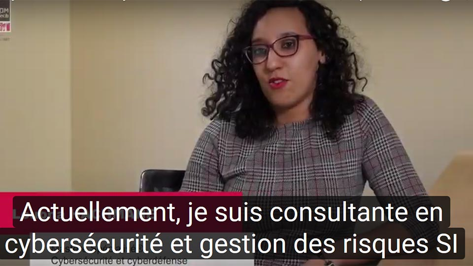 MS Cyber : Loubna Hachmane