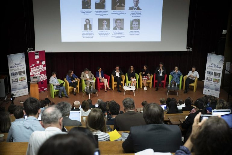 Chaire Good In Tech : conférence inaugurale