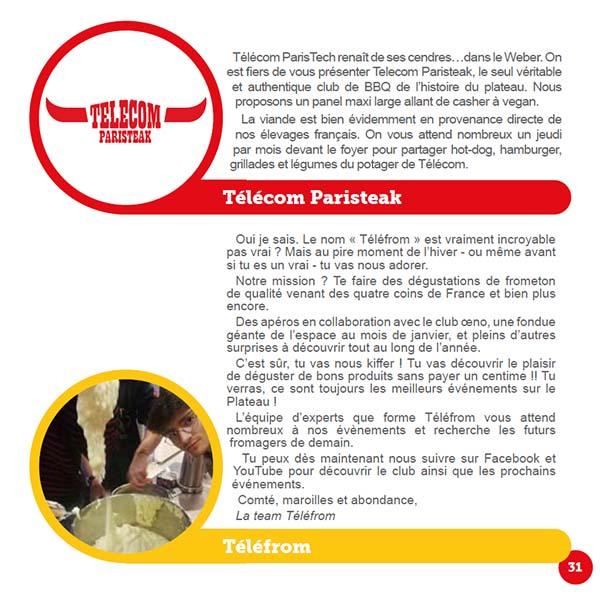 Alpha : Télécom Paristeak et Téléfrom